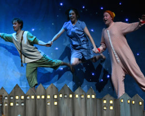 (PERFORMANCE) Underneath a Magical Moon: A Reimagining of Peter Pan @ Flushing Town Hall | New York | United States