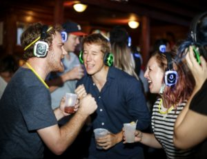 $5 Beer Garden Silent Disco @ Katch Astoria | New York | United States