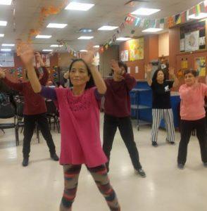 Rhythms Gonna Get You! @ Bayside Senior Center | New York | United States