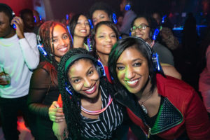 Hip Hop vs Ladies of R&B Silent Disco @ Bohemian Hall & Beer Garden | New York | United States