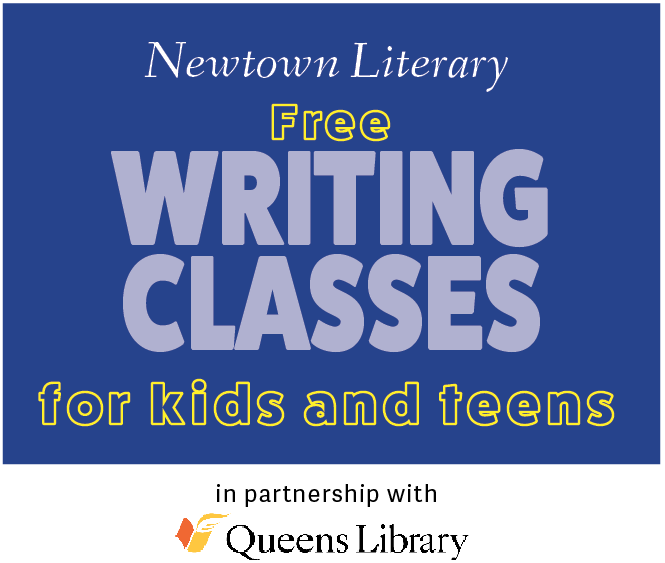 Free Poetry Writing Class for Kids: Our Heroes, Ourselves | QEDC