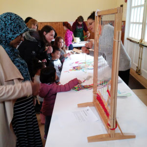 Family Farm Crafts @ Queens County Farm Museum | New York | United States