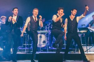 The Barricade Boys @ St. John's University (Marillac Hall) | New York | United States