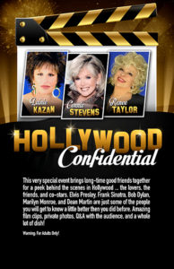Hollywood Confidential: Lainie Kazan, Renée Taylor, Connie Stevens @ St. John's University (Marillac Hall) | New York | United States