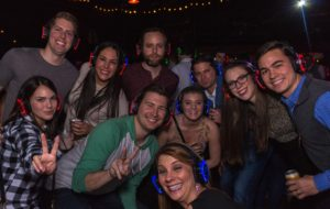 Divas vs Boy Bands Silent Disco @ Bohemian Hall and Beer Garden | New York | United States