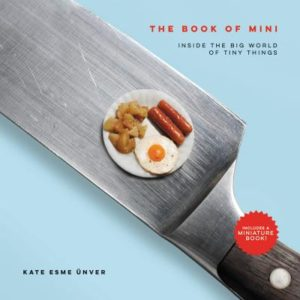 Kate Esme Ünver on The Book of Mini @ Book Culture LIC | New York | United States