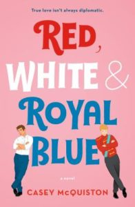Casey McQuiston on Red, White & Royal Blue @ Book Culture LIC | New York | United States