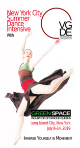 Valerie Green/Dance Entropy Summer Intensive 2019 @ Green Space | New York | United States