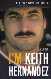 Keith Hernandez Book Signing @ Book Culture LIC | New York | United States