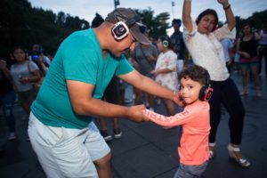 Free Silent Disco at Forest Park! @ Sobelsohn Playground at Forest Park | New York | United States