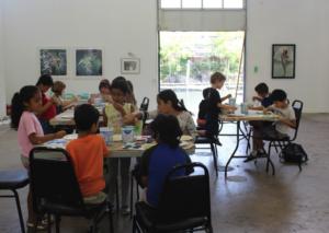 June Eid-al-fitr School Break Camp @ Plaxall Gallery | New York | United States