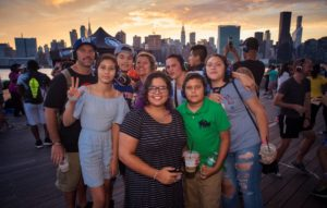 Summer Sunset Family Silent Disco @ LIC Landing | New York | United States