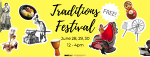 Traditions Festival 2019 @ King Manor Museum | New York | United States