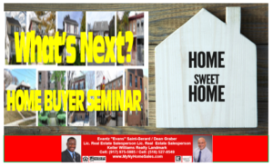 What's Next? Home Buyer Seminar @ New York | United States