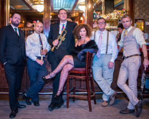 Svetlana & The Delancey Five @ Flushing Town Hall | New York | United States