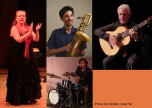 Flamenco Latino @ Jamaica Arts Center theater | New York | United States