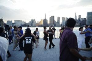 Sunset Sunday Salsa Dancing @ LIC Landing | New York | United States