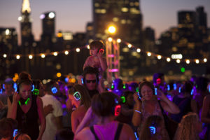 Free Sunset Silent Disco @ LIC Landing | New York | United States