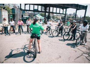 Bike Handling Skills @ Elmhurst Hospital Parking Lot | New York | United States