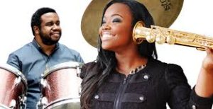 Camille Thurman with the Darrell Green Trio - Jamaica Downtown Festival @ Jamaica Arts Center Gallery | New York | United States