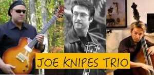 Live at the Landing: Joe Knipes Trio @ LIC Landing | New York | United States