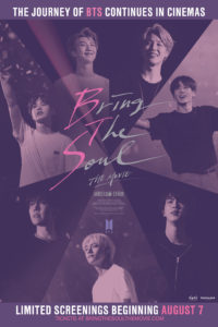 "Showcase Cinemas presents ""BTS: Bring The Soul"" @ College Point Multiplex Cinemas"