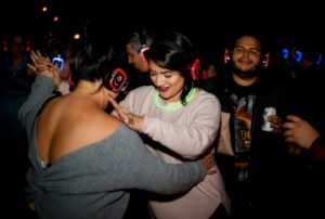 $5 Latin/Caribbean Silent Disco @ Katch Astoria
