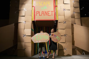 Escape the Planet! @ New York Hall of Science