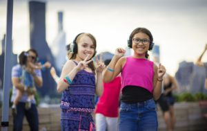 Halletts Point Silent Disco (First 200 tickets free!) @ Halletts Point Play