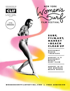 The 7th Annual NY Women's Surf Film Festival @ Rockaway Beach Surf Club