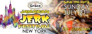 Grace Jamaican Jerk Festival @ Roy Wilkins Park | New York | United States
