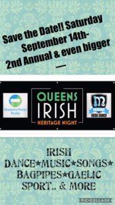 Queens Irish Heritage Night @ LIC Landing