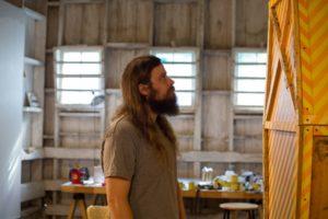 Rebuilding Work: Open Studio and Artist Talk with Hunter Creel @ Flux Factory