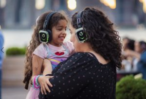 Summer Sunset Family Silent Disco with Face Painting! (First 100 RSVP's FREE) @ LIC Landing | New York | United States