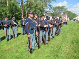 Bayside Historical Society Presents Civil War Living History at Fort Totten @ Bayside Historical Society | New York | United States