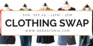Ladies Clothing Swap @ Q.E.D. | New York | United States