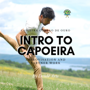 Intro to Capoeira: partner work and improvisation @ Green Space studio | New York | United States