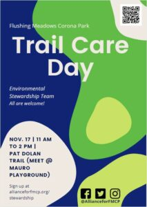 Trail Care Day for National Geography Awareness Day @ Pat Dolan Trail at Willow Lake Preserve   New York   United States