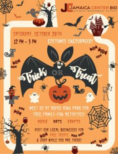 Trick of Treat on the Ave @ Rufus King Park | New York | United States