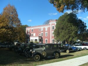 BHS Vintage Car Show at Fort Totten @ Bayside Historical Society   New York   United States