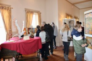 Bayside Historical Society's 19th Annual Winter Art Show @ Bayside Historical Society | New York | United States