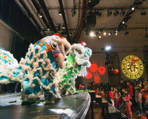 Lunar New Year Chinese Temple Bazaar @ Flushing Town Hall | New York | United States