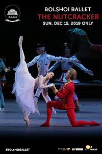 "Showcase Cinemas presents ""Bolshoi Ballet: The Nutcracker"" @ College Point Multiplex Cinemas 