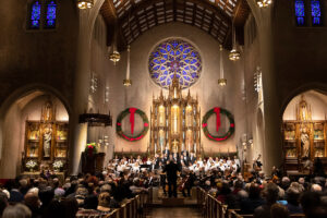 Annual Christmas Concert at Our Lady Queen of Martyrs @ Our Lady Queen of Martyrs Church | New York | United States