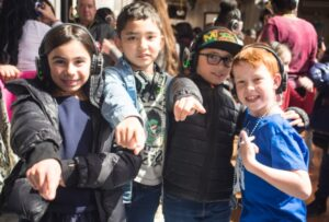 Kids Salsa and Hip Hop Silent Disco @ Salsa In Queens | New York | United States