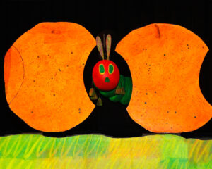 The Very Hungry Caterpillar by Mermaid Theatre of Nova Scotia @ Flushing Town Hall   New York   United States