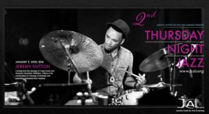 2nd Thursday Jazz ft Jeremy Dutton @ Jamaica Center for Arts and Learning | New York | United States