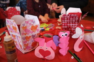 Valentine Crafts at the Castle @ Bayside Historical Society | New York | United States