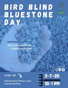 Bird Blind Bluestone Day @ Pat Dolan Trail | New York | United States
