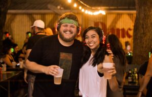 Beer Garden Silent Disco w/ Schofferhofer and Radeberger @ Bohemian Hall & Beer Garden | New York | United States